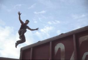 trainjumping