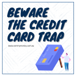 The credit card trap
