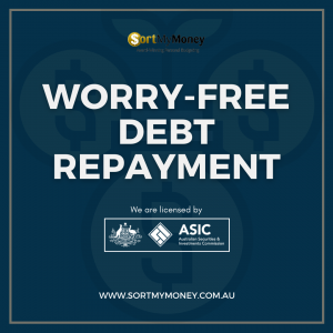 Worry-free debt repayment